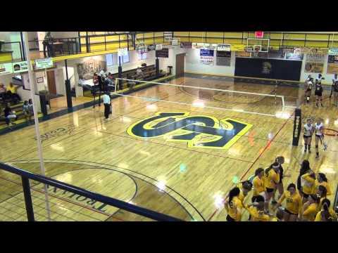 Trinidad State Volleyball vs Garden City