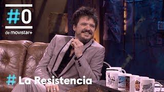 LA RESISTENCIA - Entrevista a Coque Malla   #LaResistencia 24.01.2019