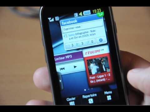 Test du Samsung Player 5 S5560 par Test-Mobile.fr