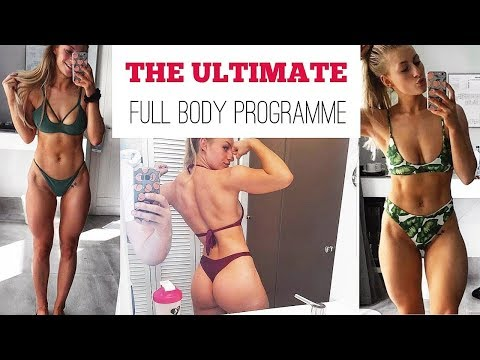 THE ULTIMATE FULL BODY PROGRAMME | TRANSFORM YOUR BODY & MIND