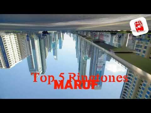 Top 5 Ringtones Of Tik Tok MA MARUF