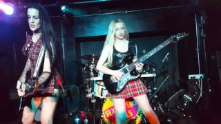 SEX PISSED DOLLS NANCY IN THE PIT ANARCHY FOR THE UK THE SCHOLAR LEICESTER  22/4/2016