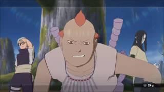 Naruto Storm 4 League Advanced Cup PS4 Live