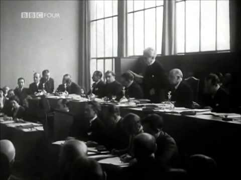 League of Nations clip from BBC Time To Remember