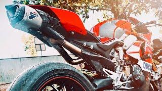 Ducati Panigale V4 TERMIGNONI 4 USCITE | Sound & POV