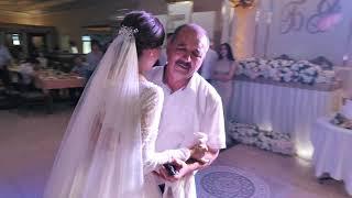 Очень трогательный танец Отца и дочери на свадьбе(2019)