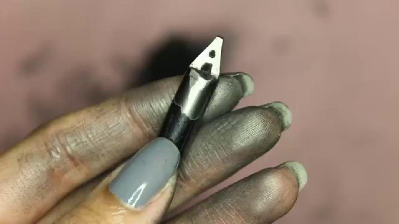 Simple pencil sculpture time lapse youtube