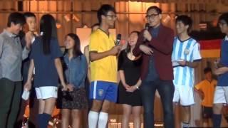 2013~2014賽馬會體藝中學四社歌唱比賽決賽_Part9 (頒獎 )