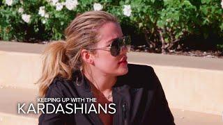KUWTK | Khloé Kardashian Freaks Over Denim Clothing Line Launch | E!