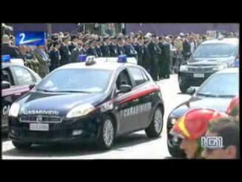 Festa della Repubblica - 2 Giugno 2010 Parata Militare - PARTE 9 di 14