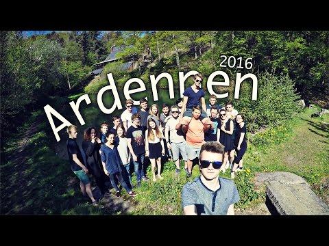 Stufenfahrt   Ardennen 2016