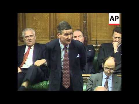 UK: BRITAIN DENOUNCES EU COURT RULING OVER SPANISH FISHERMEN