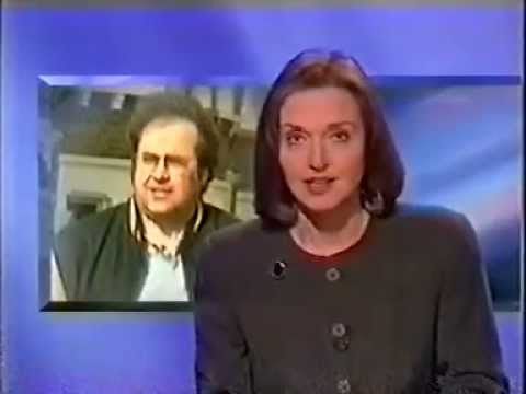 Danny Baker: News reports on 5Live firing in 1997