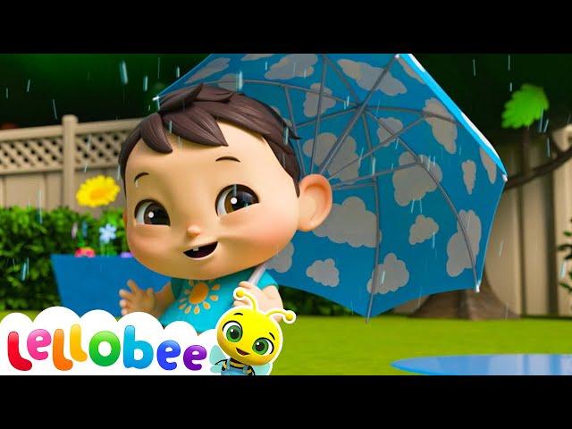 Rain Rain Go Away Song | Brand New Nursery Rhymes & Kids Songs ABCs - Songs For Kids Little Baby Bum