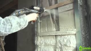 видео Теплоизоляция для стен