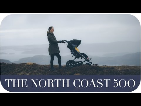 THE NORTH COAST 500 | THE MICHALAKS | #AD