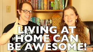 Living at Home? 6 Siṁple Ways to Make It AWESOME!