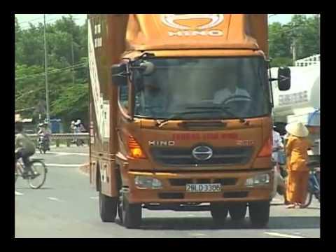 Bán xe tải Hino, xe tải gắn cẩu Liên hệ 0915844868