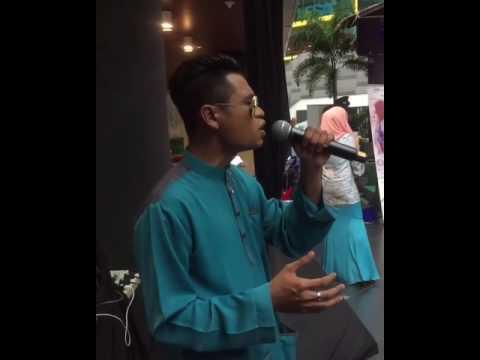 Usop mentor - matahari (LIVE)   lagu baru OST chor Dan chah!!