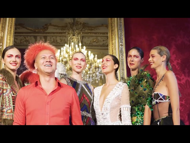 PATRICK PHAM FALL WINTER 2019/20 Video Runway Show | DNMAG