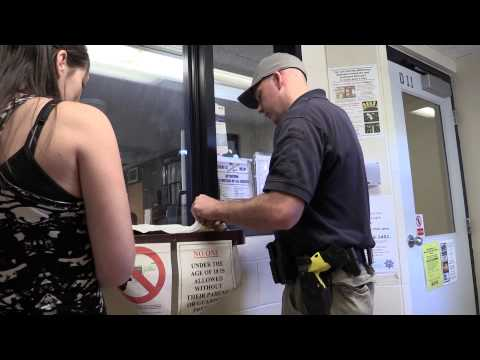 Rural Community Corrections Officers Go the Extra Mile