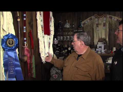 Illinois Stories | Native American Clothes And Beads | WSEC-TV/PBS Springfield