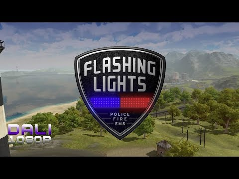 Flashing Lights - Police Fire EMS - NEW BUILD PREVIEW