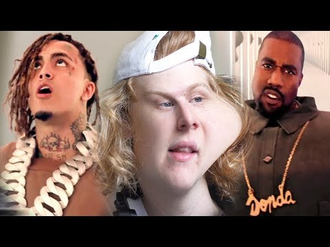 "WHAT AM I WATCHING?! Kanye West & Lil Pump – ""I Love It"" REACTION!"