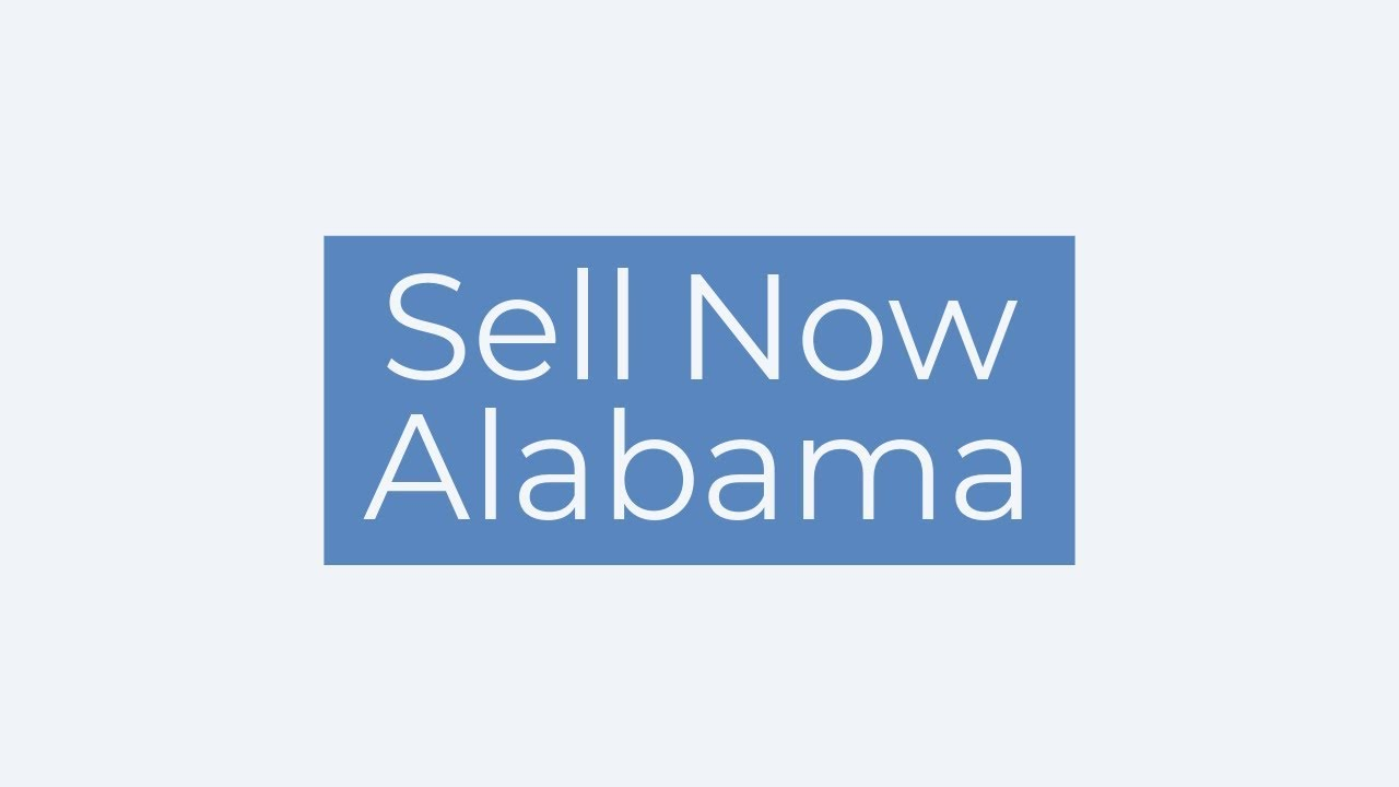 Why I started SellNowAlabama