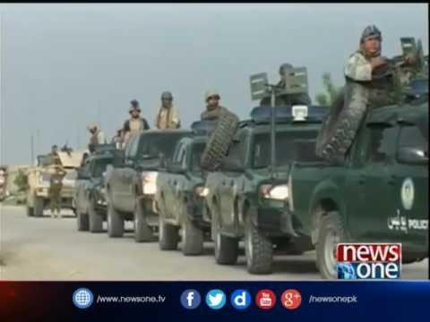 Defence minister on Afghan troop build-up
