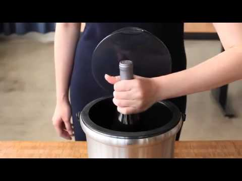 How to Quickly Chill Wine or Champagne