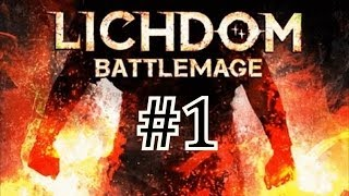 Probamos LICHDOM BATTLEMAGE | #1 | Gameplay en Español