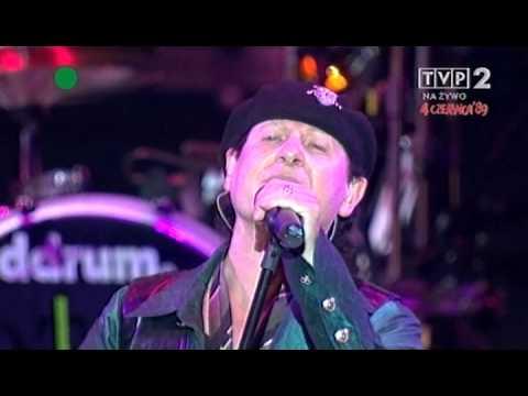 Scorpions - Send Me An Angel Live In Gdańsk