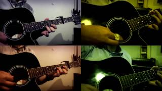 """""""Counting Stars"""" - OneRepublic - Acoustic Guitar Cover"""