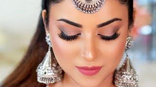 Navratri Look 2019 | Glowy, Sweatproof & Long Lasting Makeup Tutorial (Tips & Tricks)