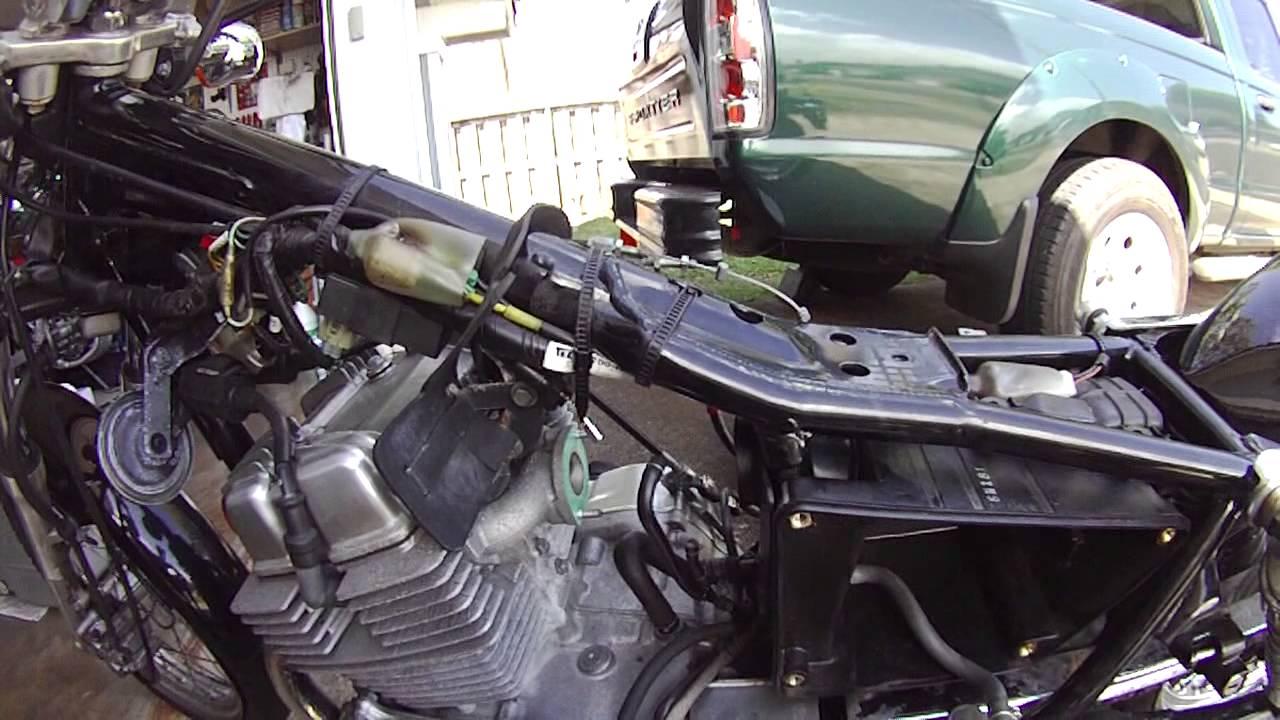 honda rebel cmx250 cmx 250 carb carburetor installation install [ 1280 x 720 Pixel ]