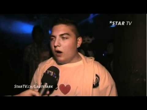 FRANCESCO MOSCA LIVE ON STAR TV - INTERVIEW AT OXA CLUB, ZUR
