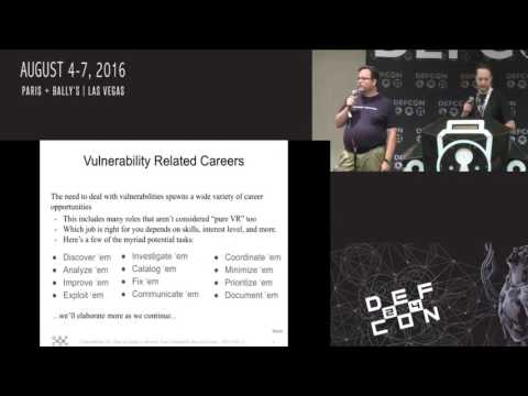 DEF CON 24 - Vulnerabilities 101: How to Launch or Improve Your Vulnerability Research Game