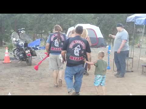 Steel crusaders riding club Colorado crew