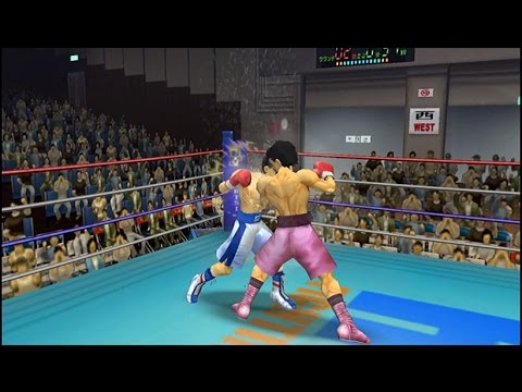 Hajime No Ippo Portable: Victorious Spirits - Story Mode [Hard] - Parte 2