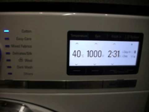 siemens i dos washing machine dryer review by e s trading funnydog tv. Black Bedroom Furniture Sets. Home Design Ideas