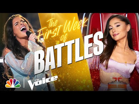 The Best Performances from the First Week of Battles | The Voice 2021