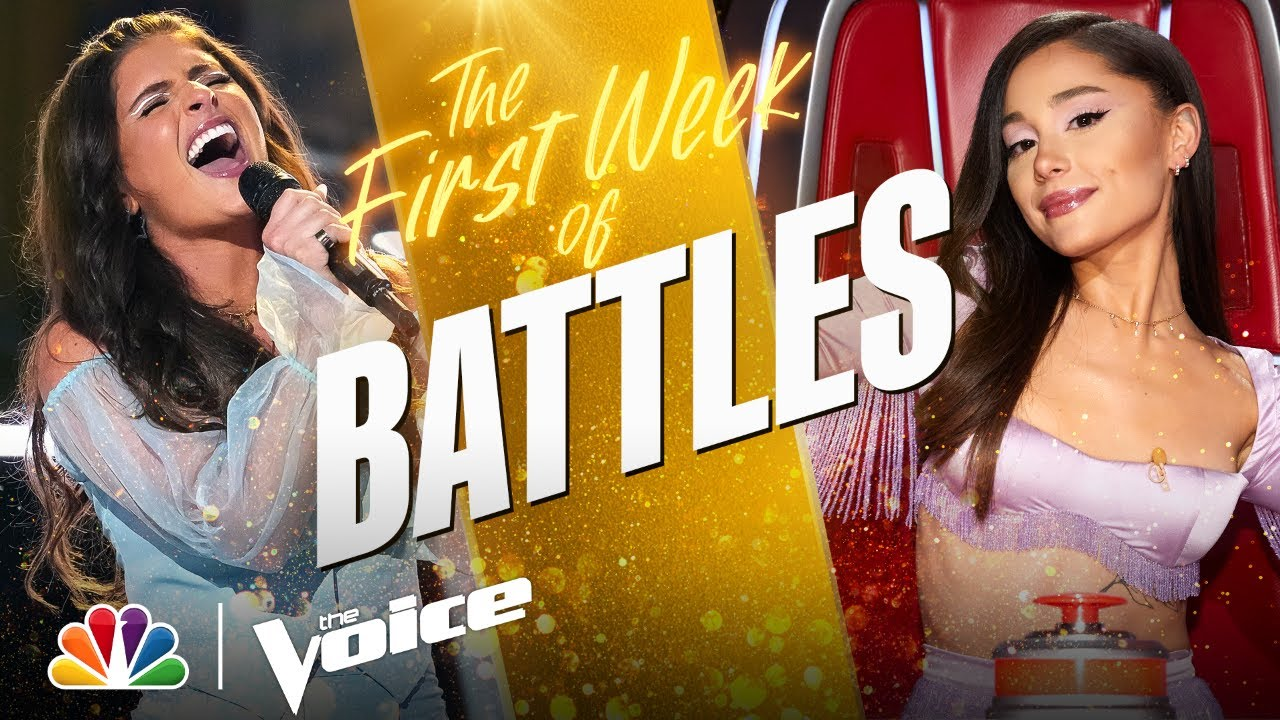 Download The Best Performances from the First Week of Battles   The Voice 2021