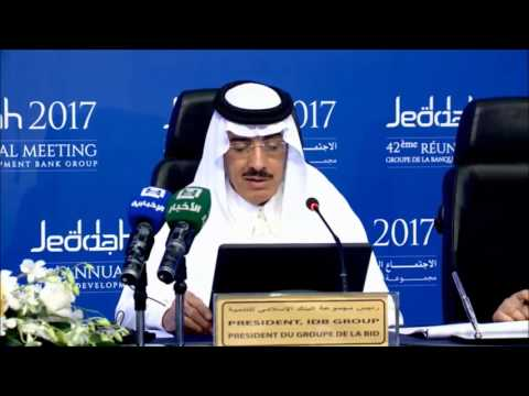 Joint Press Conference of the Chairman of the BOG and the President of IsDBG