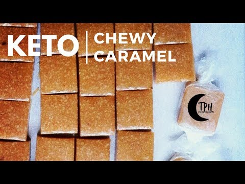 keto-chewy-caramel-with-allulose-|-revised-low-carb-caramel-recipe