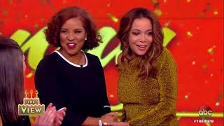 Sunny Surprised By Judge She Used To Clerk For | The View