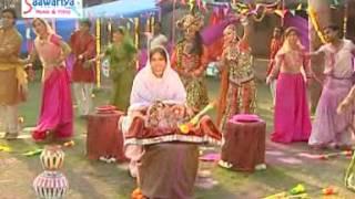 Aaj Biraj Me Hori Re Rasiya.....Popular Krishan Bhajan By Sadhvi Purnima Ji ' Poonam Didi'