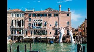 Ca'Sagredo Hotel Room Tour / Review - Grand Canal Room - Venice, Italy