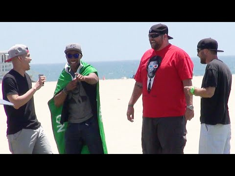 Selling Coke In Venice Beach Prank