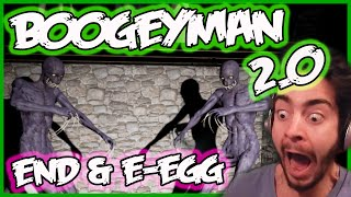 BOOGEYMAN DANCING EASTER EGG! | Boogeyman 2.0 ENDING Gameplay | Boogeyman 2.0 HALLOWEEN